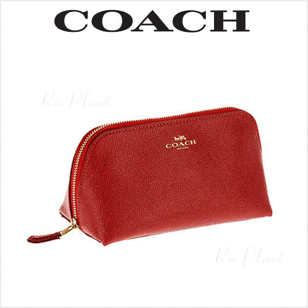 コーチ コスメポーチ 化粧ポーチ ポーチ 公式 コーチ アウトレット COACH