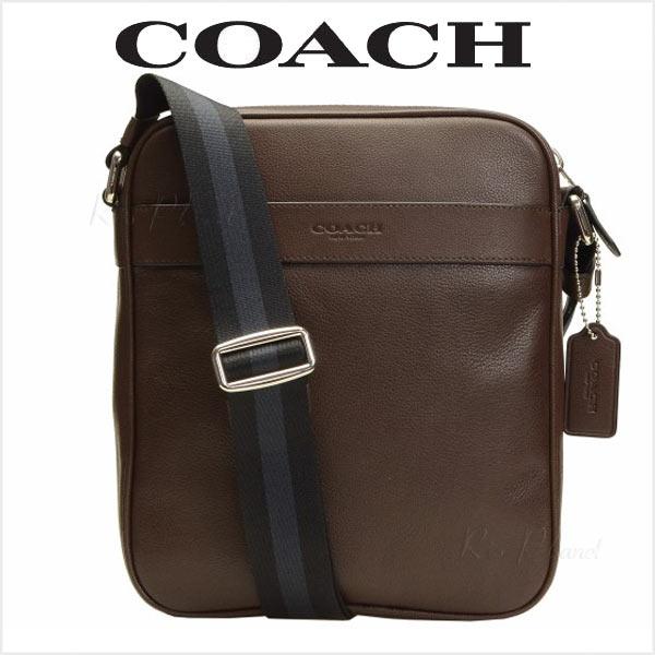 コーチ ショルダーバッグ 斜めがけ クロスボディー 人気上昇中 メンズ 公式 COACH 付与 バッグ アウトレット