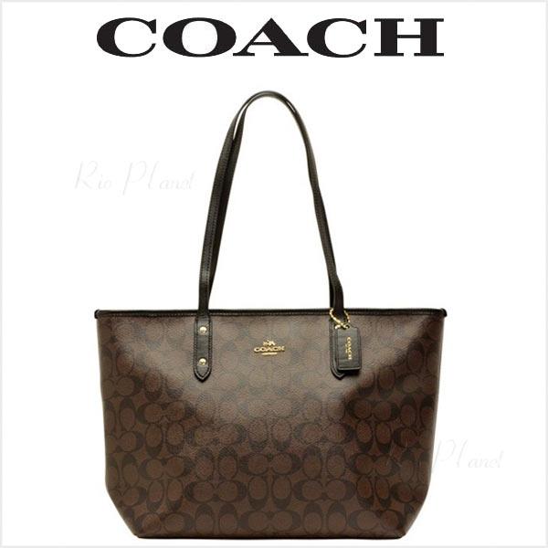 コーチ トートバッグ バッグ シグネチャー 公式 コーチ アウトレット COACH