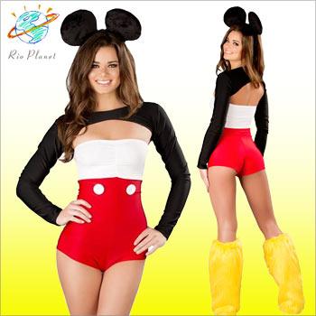 ミッキーマウス コスプレ 衣装 ディスニー 大人用 ミッキーマウス コスプレ 衣装 ディスニー 大人用