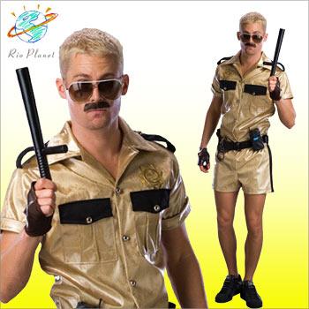 ポリス コスチューム 警官 コスプレ 制服 RENO 911 ポリス コスチューム 警官 コスプレ 制服 RENO 911