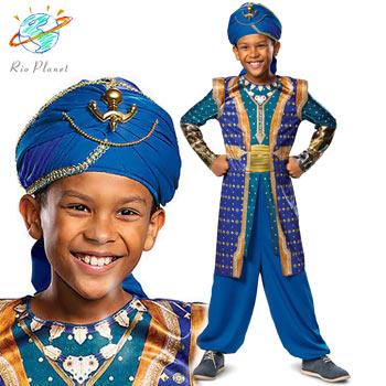 アラジン ジーニー 仮装 子供用 衣装 コスプレ ハロウィン ディズニー Disney Alladin