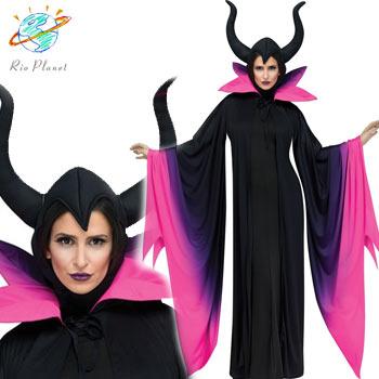マレフィセント コスプレ 大人用 仮装 衣装 コスチューム マレフィセント2 ディズニー ハロウィン Maleficent