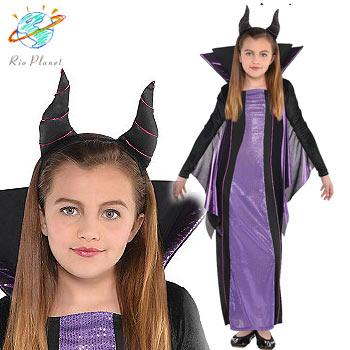 マレフィセント コスプレ 子供 キッズ 仮装 衣装 コスチューム マレフィセント2 ディズニー 大きいサイズ あり Maleficent