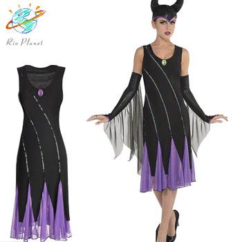 マレフィセント コスプレ 大人用 仮装 衣装 コスチューム マレフィセント2 ディズニー 大きいサイズ あり Maleficent