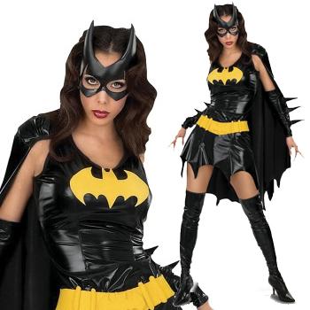 ハロウィン コスチューム バットガール Batgirl