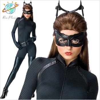【 あす楽 送料無料 】 キャットウーマン コスチューム 衣装 バットマン ハロウィン キャットウーマン コスチューム 衣装 バットマン ハロウィン