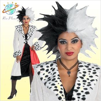 ディズニー 衣装 クルエラ コスチューム 101匹わんちゃん ハロウィン ディズニー 衣装 クルエラ コスチューム 101匹わんちゃん ハロウィン