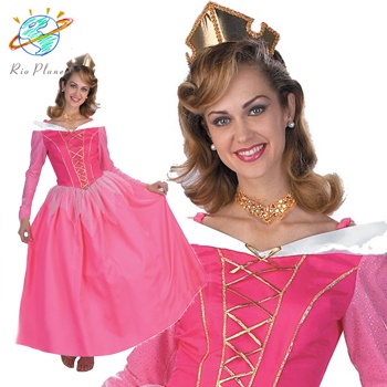 ディズニープリンセス ドレス オーロラ姫 コスチューム ハロウィン ディズニー 衣装 オーロラ姫 コスチューム ハロウィン