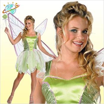 ディズニープリンセス ドレス 衣装 ティンカーベル コスチューム ハロウィン ディズニー 衣装 ティンカーベル コスチューム ハロウィン