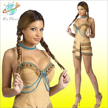 インディアンコスチューム コスプレ 衣装 セクシー
