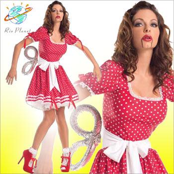 ゼンマイ 少女 人形 ドール コスプレ 衣装 コスチューム