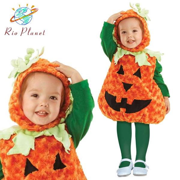 パンプキン 衣装 ベビー服 コスプレ かぼちゃ ハロウィン パンプキン 衣装 ベビー服 コスプレ かぼちゃ ハロウィン