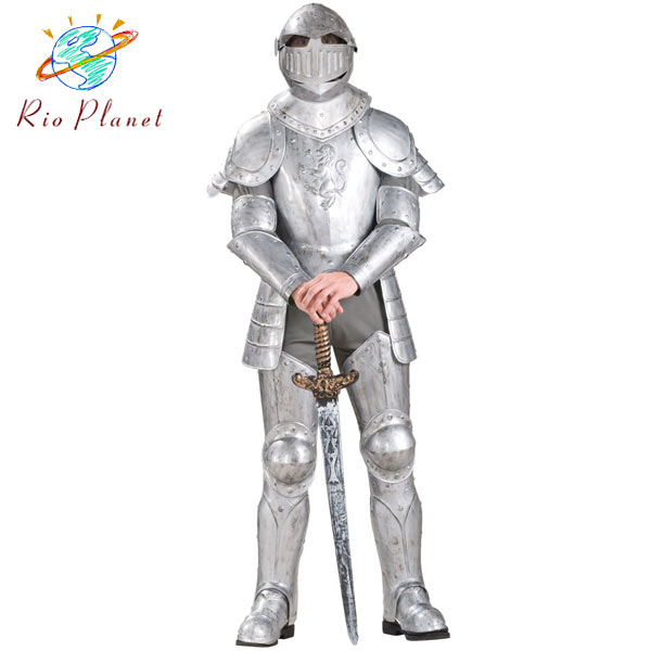 鉄仮面 コスチューム デラックス 白馬の 騎士 アダルト コスチューム デラックス