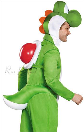Rio Planet Mario Cosplay Costume Yoshi Costume Men S Adult Mario