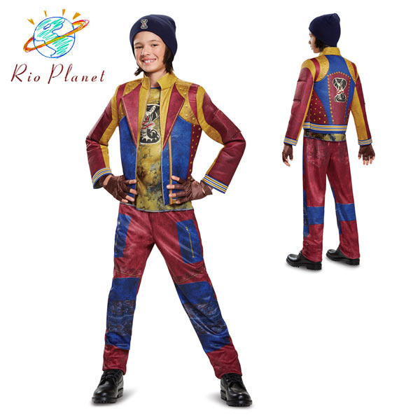 ディセンダント 2 ジェイ ハロウィン 衣装 子供 ディズニー コスチューム ディセンダント 2 ジェイ ハロウィン 衣装 子供 ディズニー コスチューム