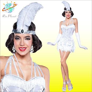 ハロウィン コスプレ レディース 大人 フラッパー ドレス コスチューム 衣装 仮装 大きいサイズ グレートギャツビー 1920 アール‐ヌーボー アール・デコ レトロ ヴィンテージ