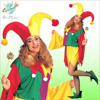 ピエロ コスプレ pierrot 衣装 仮装 コスチューム ハロウィン レディース 帽子 襟 スカート 大きいサイズ