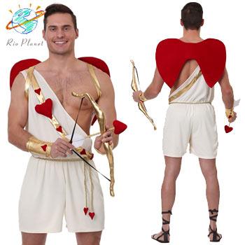 キューピット バレンタイン セクシー 仮装 コスプレ コスチューム 天使 おもしろ お笑い MENS CUPID COSTUME