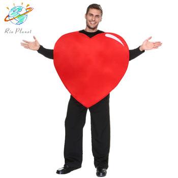 ハートマーク おもしろ バレンタイン HEART 仮装 ハートマーク コスプレ コスチューム 天使 おもしろ お笑い 衣装 HEART COSTUME, ハルカストア:5e5123f1 --- officewill.xsrv.jp