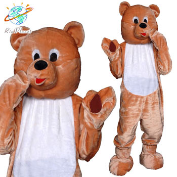 くま バレンタイン 仮装 コスプレ コスチューム ハート おもしろ お笑い 衣装 BEAR MASCOT COSTUME