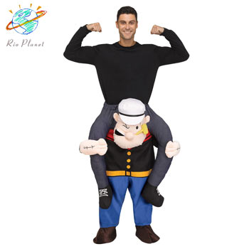 ポパイ おもしろ 仮装 コスプレ コスチューム アニメ お笑い 爆笑 衣装 POPEY COSTUME