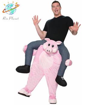 ブタ おもしろ 仮装 コスプレ コスチューム お笑い 爆笑 衣装 PIGGY COSTUME