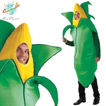 トウモロコシ おもしろ 野菜 仮装 コスプレ コスチューム お笑い 爆笑 衣装 CORN COSTUME