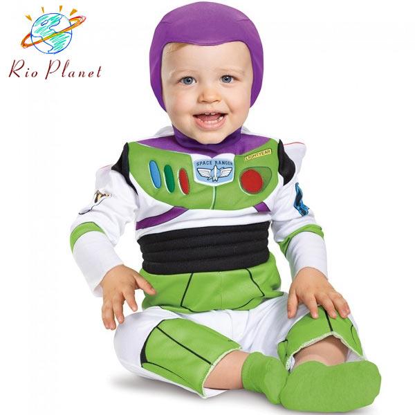 トイストーリー4 バズライトイヤー 仮装 幼児用 衣装 ベビー用 着ぐるみ キッズ用 ハロウィン Toy Story 4