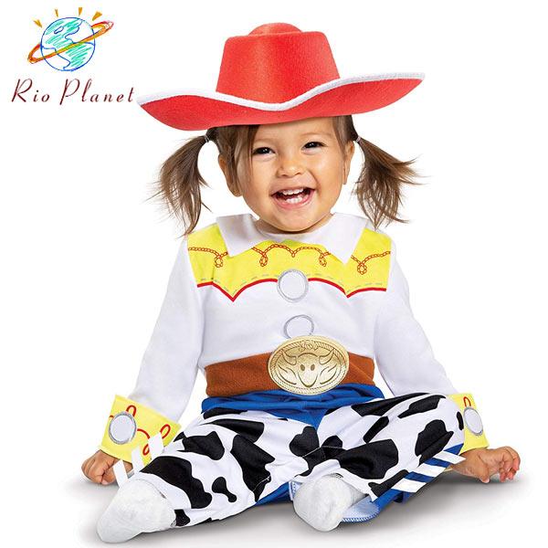 トイストーリー4 ジェシー 仮装 幼児用 衣装 ベビー用 着ぐるみ キッズ用 ハロウィン Toy Story 4