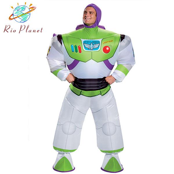 トイストーリー4 バズライトイヤー 仮装 大人用 衣装 コスプレメンズ ハロウィン ディズニー Disney Toy Story 4