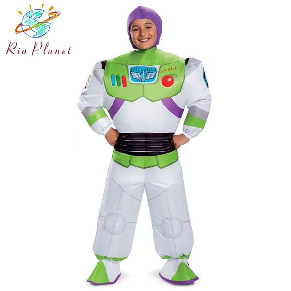 トイストーリー4 バズライトイヤー 仮装 子供用 衣装 キッズ用 ハロウィン ディズニー Disney Toy Story 4
