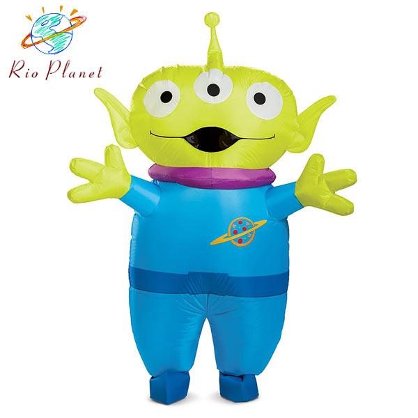 トイストーリー4 エイリアン 仮装 大人用 衣装 コスプレ ハロウィン ディズニー Disney Toy Story 4