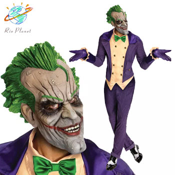 Joker コスプレ 仮装 コスチューム ハロウィン 衣装 2019 ホアキン バットマン ジョーカー
