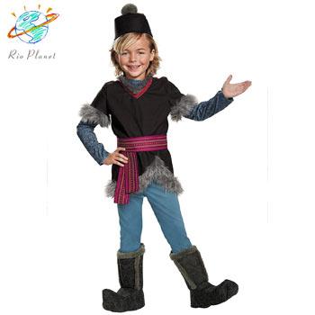 アナと雪の女王 クリストフ キッズ用 幼児用 衣装 Disney 仮装 ハロウィン ディズニー Frozen