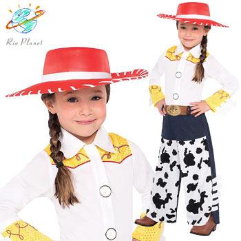 ディズニー トイストーリー ジェシー コスプレ コスチューム 子供服 キッズ なりきり ハロウィン ディズニー公式 Disney Toy Story