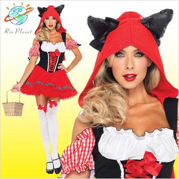 赤ずきん コスチューム コスプレ 衣装 ハロウィン 赤ずきん コスチューム コスプレ 衣装 ハロウィン