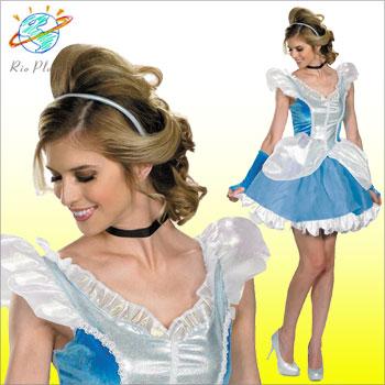 ディズニープリンセス ドレス シンデレラ コスプレ ドレス 衣装 コスチューム ディズニー シンデレラ コスプレ ドレス 衣装 コスチューム