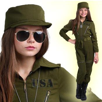 アーミー ミリタリー 子供 海軍 空軍 コスプレ コスチューム 仮装 衣装 ハロウィン ARMY
