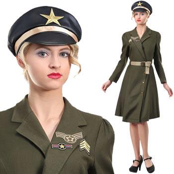 ミリタリー アーミー 海軍 空軍 大きいサイズ コスプレ コスチューム 仮装 レディース ハロウィン MILITARY