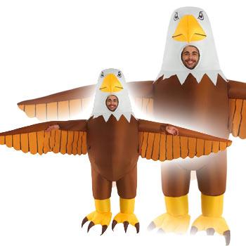 イーグル 鷹 動物 おもしろ 衣装 子供 コスプレ コスチューム 爆笑 ハロウィン EAGLE COSTUME