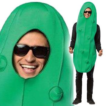 ピクルス 野菜 おもしろ 仮装 コスチューム コスプレ お笑い 爆笑 ハロウィン PICKLE COSTUME