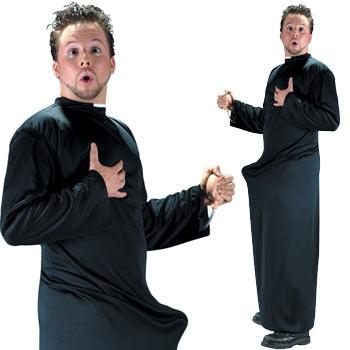 牧師 神父 おもしろ 仮装 コスチューム コスプレ お笑い 衣装 エロ FAITH