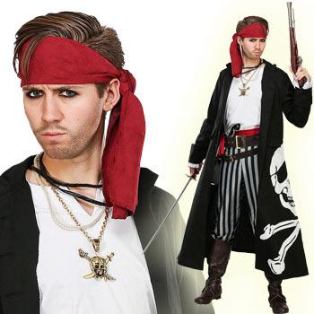 海賊 メンズ 大きいサイズ オブカリビアン ハロウィン コスプレ パイレーツ コスチューム 衣装 PIRATE