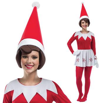 サンタクロース エルフ クリスマス コスプレ サンタ 衣装 仮装 コスチューム 妖精 SANTA CLAUSE