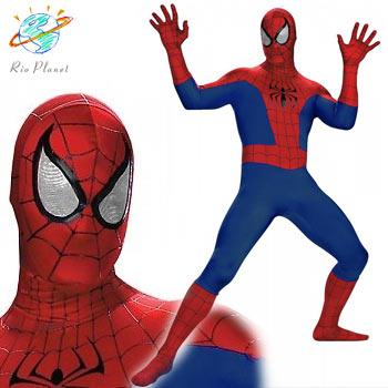 スパイダーマン 大人用 コスプレ コスチューム ハロウィン スーツ Holloween Spider-Man