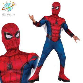スパイダーマン 子供用 スーツ コスプレ コスチューム ハロウィン Holloween Spider-Man