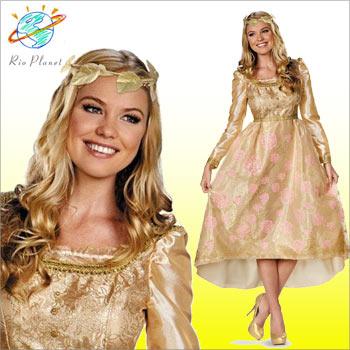 オーロラ姫 ドレス 衣装 コスチューム オーロラ姫 ドレス 衣装 コスチューム