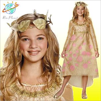 オーロラ姫 ドレス 衣装 コスチューム キッズ 子供用 オーロラ姫 ドレス 衣装 コスチューム キッズ 子供用
