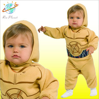 スターウォーズ コスチューム コスプレ 衣装 C-3Po 幼児 仮装 ハロウィン 大きいサイズ star wars star Wars スターウォーズ